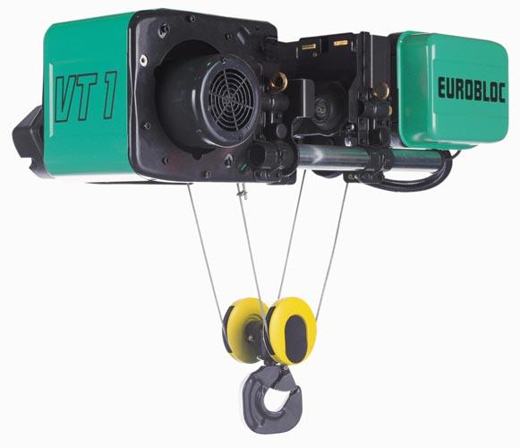 Palans électriques à câble (charge de 800 à 80 000kg)